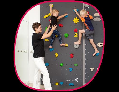Kletterkurs Kletter Kids Zehlendorf SchlachtenseePhysiotherapie