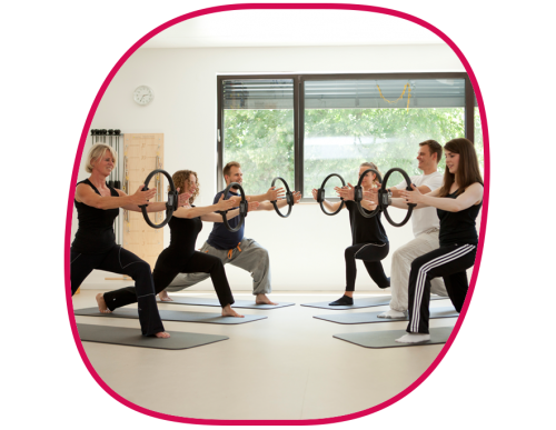 Pilates Krankengymnastik Kurs Physiotherapie in Berlin Zehlendorf Schlachtensee